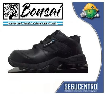 Zapatilla Bonsai c/puntera PVC